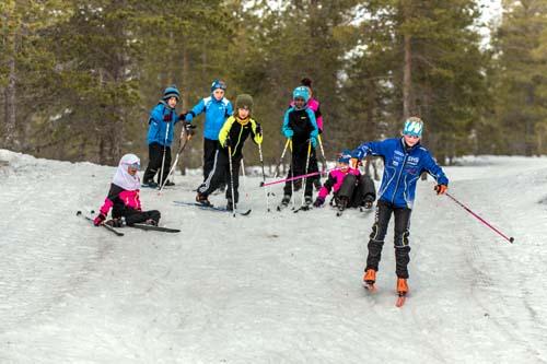 Kansainvälinen hiihtokoulu