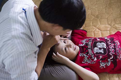 En donation på över 300 000 euro hjälper handikappade barn i vietnam