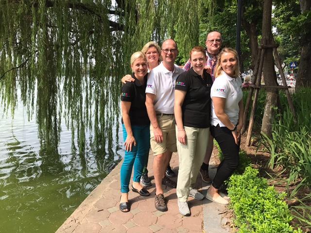 Familjerna Hartwall, Ahlström och Paulig förenar sina krafter för att stöda UNICEF:s arbete i Vietnam